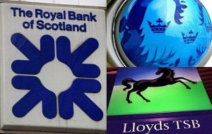Even British banks could be on the hook: the Royal Bank of Scotland, Barclays, and other British banks are exposed to more than 50 billion in high-yield loans
