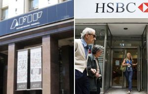By the time the report was filed, Argentina's AFIP had received the information on the HSBC secret accounts from France