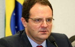 Barbosa's name for chairman of the board comes after Finance minister Joaquim Levy resisted taking the post