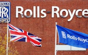 "Rolls-Royce said: ""We have not received details of the allegations made in recent press reports, nor have we been approached by the authorities in Brazil""."