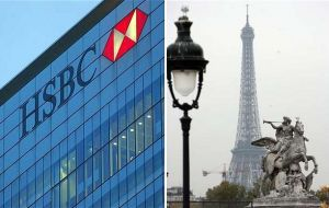 French magistrates put HSBC Private Bank under formal investigation in November. They ended their inquiries on Feb. 12.