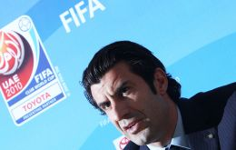 """I am proposing 50% of FIFA revenue 2.5billion dollars distributed to national associations over four years"" Figo said."