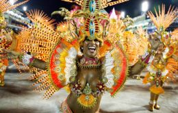 "In an emailed statement, Beija-Flor insisted its parade theme this year was ""strictly cultural and does not address (Equatorial Guinea's) government""."