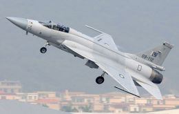 China's JF-17 fighter partnership in Pakistan has proven a moderately successful pilot for production programs.