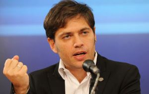 "Kicillof said the 2nd US Circuit Court of Appeals in New York has sent no ""warning"" to Argentina regarding a contempt order"