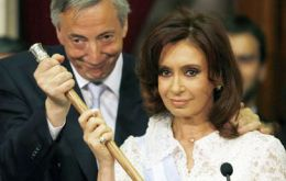 Argentina will be holding elections next October, putting an end to twelve years of the Kirchner couple in the Executive