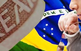 Brazil's economy is expected to shrink this year, and may have contracted last year as well, while the trade deficit is ballooning