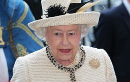 The Queen attends the Commonwealth Observance at Westminster Abbey