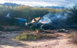 """Apparently, the two helicopters collided as they were filming. There are no survivors,"" said La Rioja government spokesperson Horacio Alarcón."