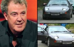 Clarkson last October was involved in serious incidents in Patagonia when the plate numbers used in the Top Gear allegedly referred to the Malvinas war