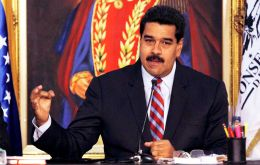 """We'll be able to prepare ourselves economically, financially and commercially for whatever kind of blockade the U.S. surely has planned,"" said Maduro."