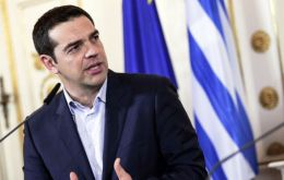 The debt-ridden Greek government of PM Tsipiras is already calling for Germany to pay billions of Euros in wartime reparations