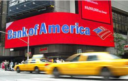 "Another institution, Bank of America, has been asked to revise its financial plans due to ""certain weaknesses"". A further 28 banks passed the tests."