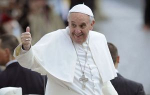 """We Argentines are rather non humble, but rather vain and arrogant"" confessed the Pope"