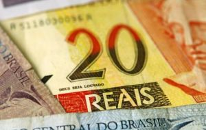 In Brazil the Real dropped to its lowest since 2003. At Friday trading US dollar closed at 3.25 Reales, after having reached 3.28