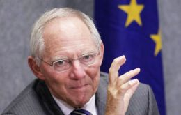 "German Finance Minister Wolfgang Schaeuble said his country along with Italy and France ""want to bring our long experience... to help the bank build a solid reputation""."