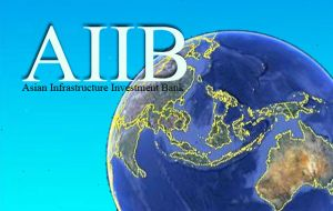 The 50bn dollars AIIB has been sponsored by Beijing as a way of financing regional development, but it is seen as a potential rival to US-based institutions such as World Bank.