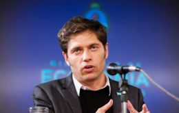 """There were comments about removing their license to operate in Argentina, because that's what Citibank told Griesa,"" Minister Kicillof stated."