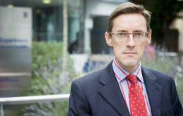 "Asked about the move, Jersey's Chief Minister Ian Gorst told BBC News that banks ""have to comply with the legislation that we have in place""."