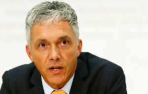 """We do not tolerate the misuse of the Swiss financial system with corruption or money laundering,"" said Swiss Attorney General Lauber"