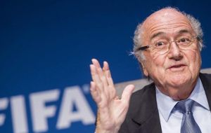 In this so-called age of transparency, FIFA President Sepp Blatter's salary and bonus package was once again omitted from the accounts.