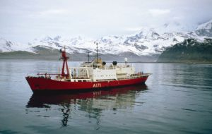 Believing it could very well be an Argentine attempt to occupy the island, HMS Endurance that was in the Falklands at the time, was dispatched to Grytviken