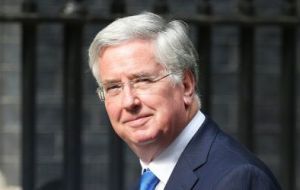 "UK MoD spokesperson was quoted saying that: ""there is a defense review and an announcement will be made about it. There will be a full statement by Michael Fallon""."