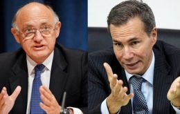 "Timerman considered prosecutor Nisman's report was ""really made up"" in order to ""attack the president, myself and (lawmaker Andres) Larroque."""