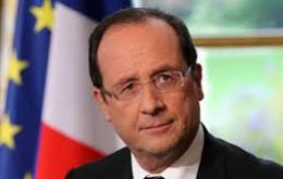 """The French people have massively rejected the policies of (President) Francois Hollande and his government,"" he told party supporters."