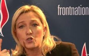 Marine Le Pen's FN is struggling to build a base of locally-elected officials to be better placed to contest national ballots