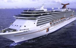 Carnival Corporation signed this week two strategic memorandums that will add nine new cruise ships to the company's fleet over a four-year period
