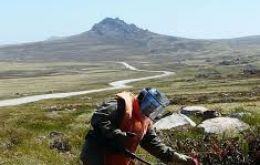 """This latest phase is the fourth and largest, and is scheduled to take place over the next two years"", said Marot head of the demining program in Falklands"