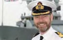 Commodore Darren Bone MA has been appointed as the next Commander CBFSAI; he has been in the Royal Navy since 1987