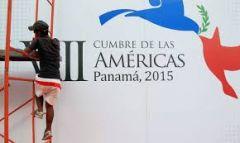 Il vertice delle Americhe avviene Aprile 10/11 a Panama City, e il presidente americano Barack Obama e il leader Altri Hanno Confermato la Partecipazione