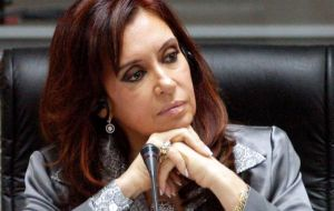 Cristina Fernandez has already anticipated full support to Maduro's proposal to discuss Washington's political and economic interference in the region.