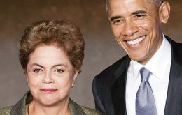 Obama made the announcement on Saturday during a bilateral meeting with Rousseff, on the sidelines of the Summit of the Americas in Panama City.