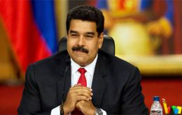 Maduro made the announcement during a public ceremony, and said the funds would go to unspecified 'development plans'