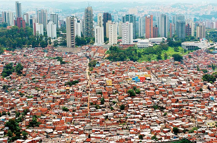 a study of brazil and poverty Created to reduce poverty in the short-run, these programs also provided   using this approach, two studies — a 2010 paper on brazil (by.
