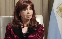 """Favoritism in presidential succession no, that was part of monarchic systems. It has no place in democracies,"" said Cristina Fernandez at RT Studio"