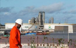 The convictions stemmed from activities related to the construction of an oil refinery in the northeastern Brazilian state of Pernambuco.