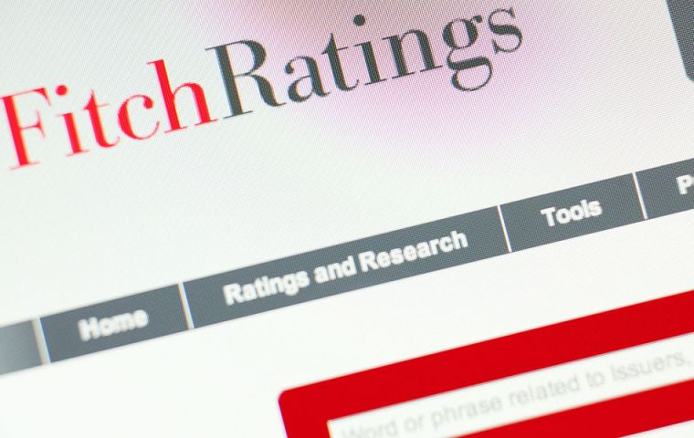 """Japan's main sovereign credit and rating weakness is the high and rising level of government debt,"" Fitch said"