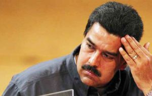 President Maduro claimed energy problems were due to maintenance issues, but opposition criticized the government for not investing enough in energy sector.