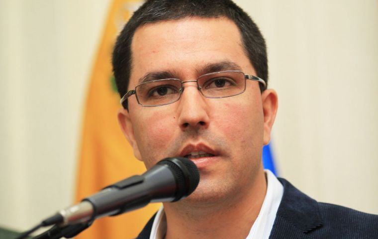 Vice-President Arreaza said very hot weather caused a surge in energy demand. State employees would now work from 07:30-13:00 to save on air conditioning.