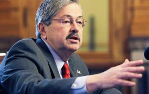 """While the avian influenza outbreak does not pose a risk to humans, we are taking the matter very seriously,"" governor Branstad said in a statement."
