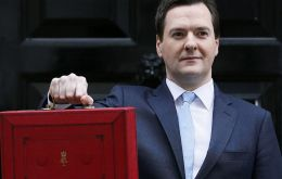 Osborne served as Chancellor of the Exchequer during Cameron's first five-year term and oversaw a recovery of the economy from the financial crisis.
