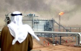 Saudi Arabia has increased production by 700,000 barrels per day since the fourth quarter of 2014 in an effort maintain market share