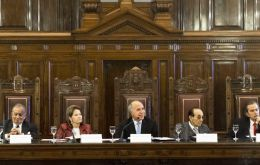 The case before IHRC alleges 'denial of justice' following on Argentina's Supreme Court refusal to take the case because of time limit expiration