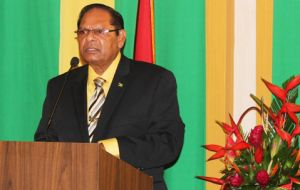 Indo-Guyanese politician Moses Nagamootoo, who defected from the PPP, was tapped as prime minister. The full cabinet will be unveiled on May 26