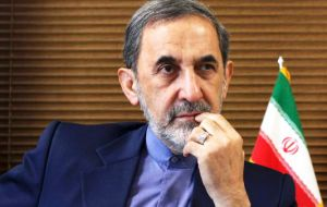 """The accusation (that Iran was behind the attack) is unfounded, false and a lie. Argentina shouldn't be an instrument of Zionist politics,"" said Velayati"