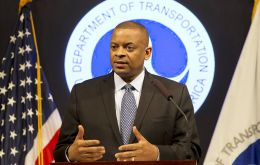 """Today is a major step forward for public safety,"" US Transportation Secretary Anthony Foxx said."